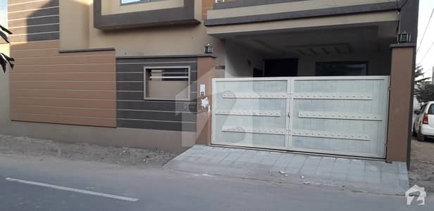House Available For Sale  At Corner Location
