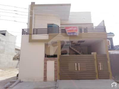 5. 5 Marla Corner Double Storey House For Sale