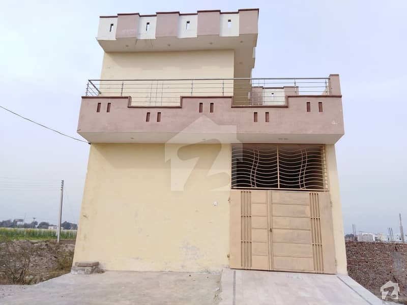 3. 5 Marla Double Storey House For Sale