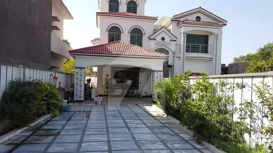 Kanal beautiful house available for sale