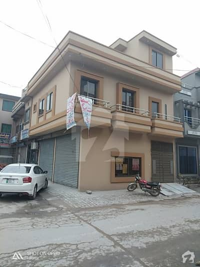 Brand New Corner Double Stores House for Sale
