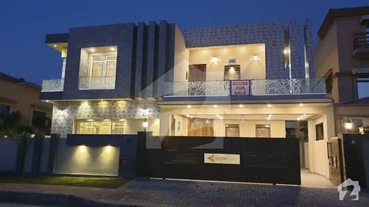 Corner Luxury House For Sale In Bahria Town Islamabad