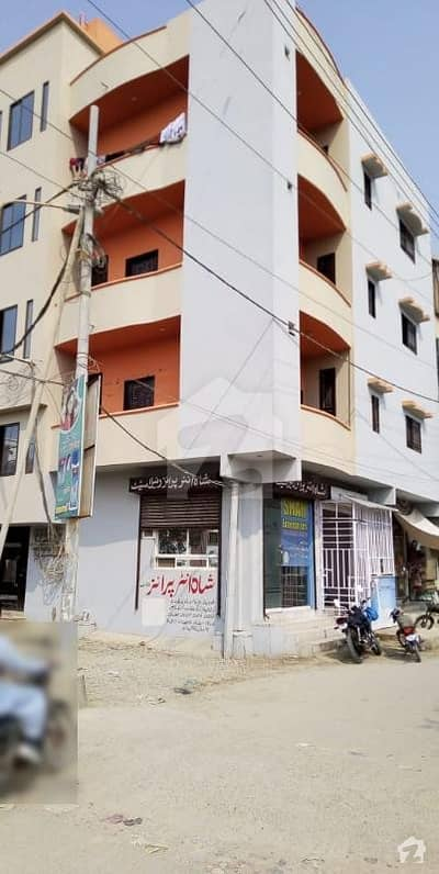 Portion Is Available For Rent In Gulshan E Sikandar