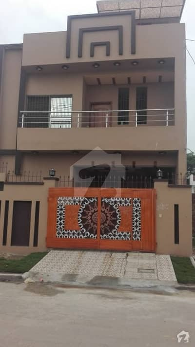 Furnished Corner House Is Available For Sale