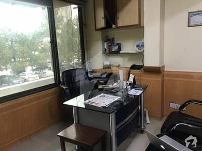 Below Market Price 1222 Mezzanine On Jinah Avenue Blue Area Islamabad