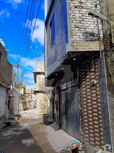 New Constructed House  For Sale At Balochi Street