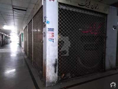 Commercial Shop Is Up For Sale In Rehman Plaza
