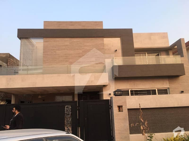 1 Kanal Brand New Bungalow Is Available For Rent In Dha Ph6 Block K