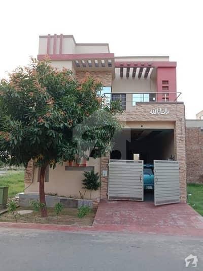5 marla house double story