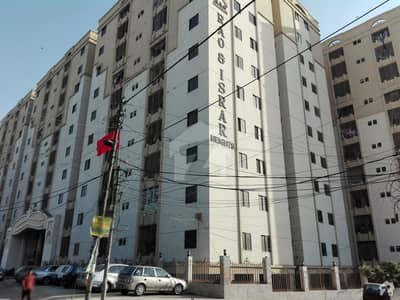 Corner and Road Facing Flat For Sale In Rao Israr Heights Gulistanejauhar  Block 13