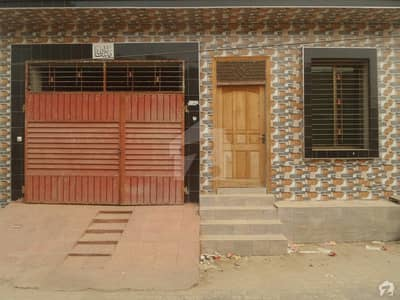 Double Storey Beautiful House For Sale In Rahim Karim Town Okara