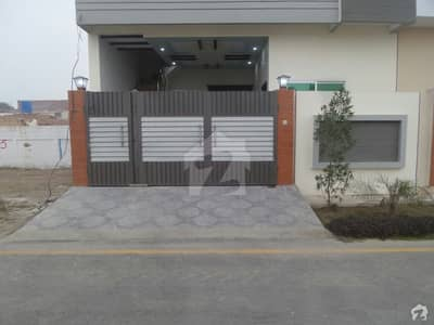 4 Marla Double Storey Beautiful House For Sale In Crown City On One 4-L Road