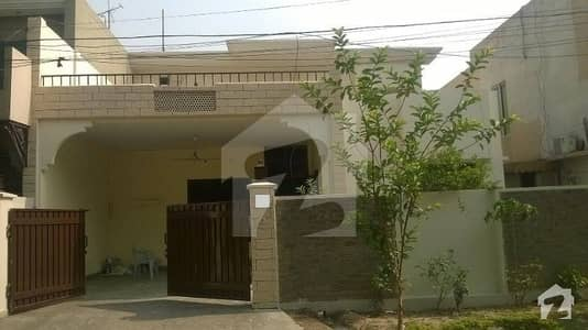 10 Marla 03 Bedroom House For Sale In Askari 9 Lahore Cantt