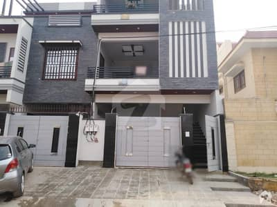 2nd Floor Portion With Roof Is Available For Sale