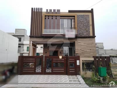 Double Storey House Is Available For Sale With Basement
