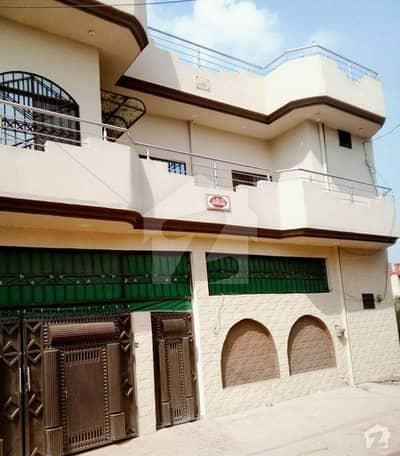House For Sale E14 Moza Johd Near Golra Railway Station