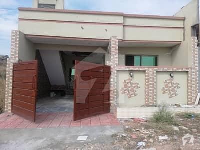5 marla house brand new
