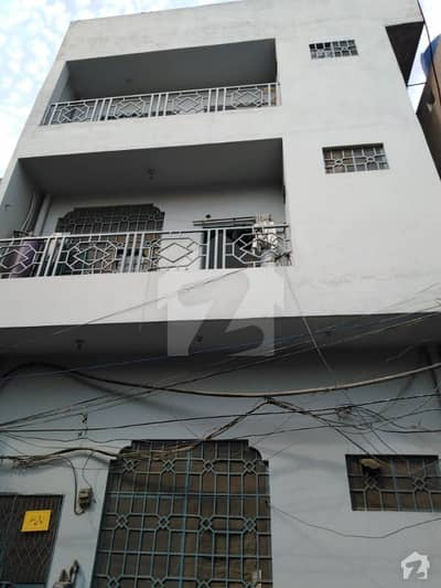 3 Marla Triple Storey House For Sale