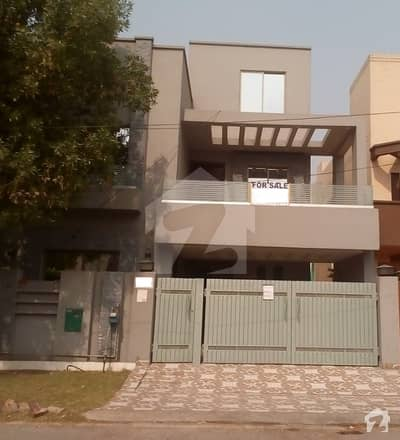 8 Marla House For Sale In Umar Block Bahria Town Lahore