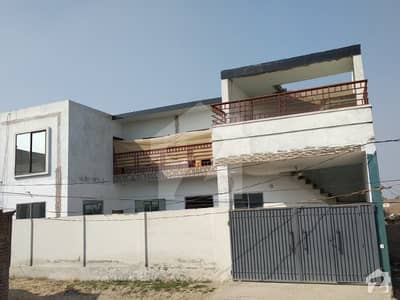 8 Marla Almost Furnished Double Storey Corner House For Sale