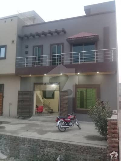 4 Marla House Available For Sale In Shadab Housing Society