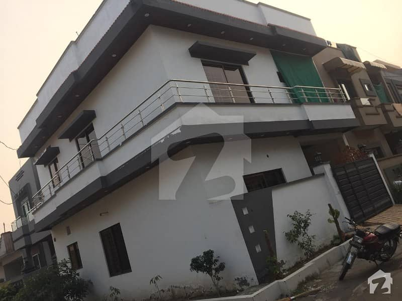 4 Marla Brand New House For Rent