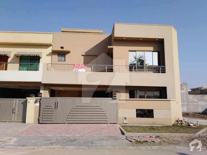 8 Marla 4 Bedroom Single Unit In Reasonable Prize In Bahria Town Rawalpindi D-Extension