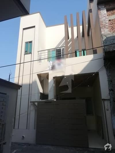 3 Marla Brand New Full Complete House For Sale at good location in Hunterpura, Sialkot