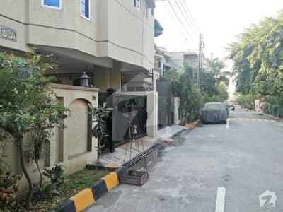 Mag Town 5 Marla Hamza Colony