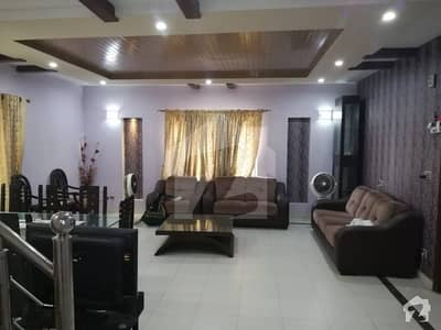 6 Marla Full Furnished Brand New House Available For Rent In Bahria Town Lahore