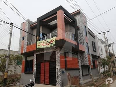 5 marla corner brand new house