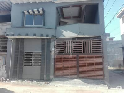 Corner Brand New Double Storey House Is Available