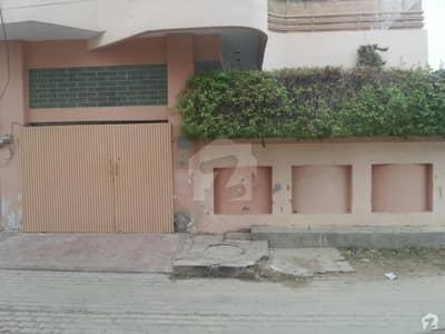 Double Storey Beautiful Corner House For Sale At Faisal Colony, Okara