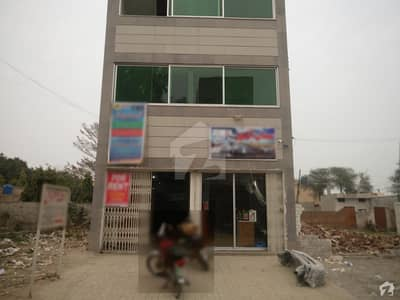 Brand New Flat Is Available For Rent At Commercial Area KB Colony