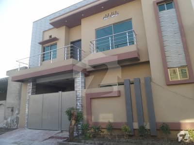 5 Marla House Is Available For Sale in Tech Town Block J main Satiana Road Fasialabad