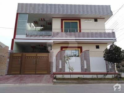 Corner Double Storey House Is Available For Sale