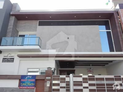 Brand New House Is Available For Sale In C Block Near To Park & Market