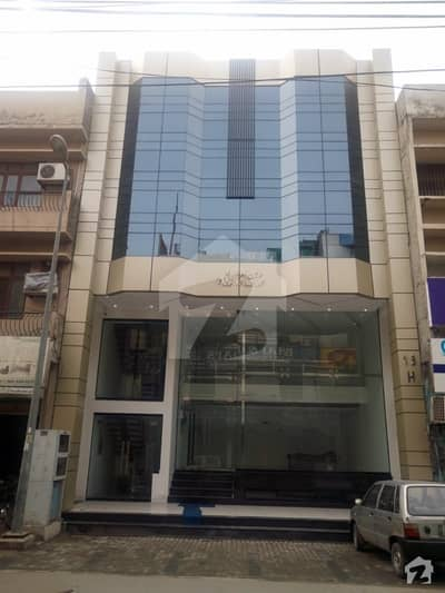4 Marla Brand New Plaza 20 H Is Available For Sale