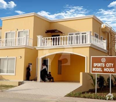 Full Development Model 350 Sq Yd Villa Available For Sale In Sports City Villas