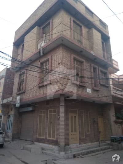 officers colony no 2 madinatown tripple story corner for sale