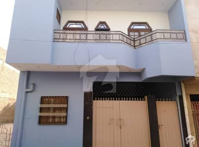 120 Yard Double Storey Bungalow For Sale