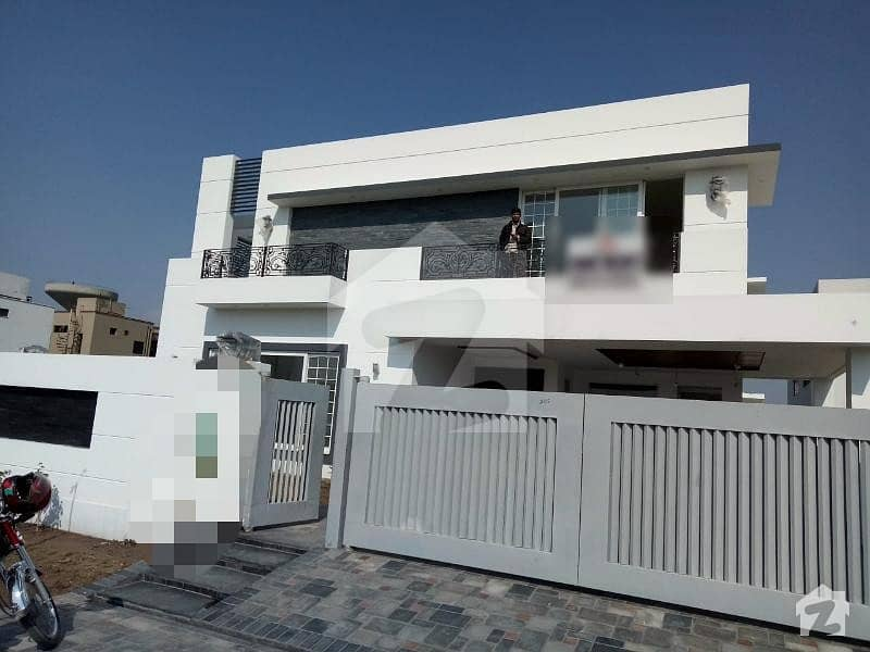 One Kanal Outstanding Brand New House For Rent In DHA Phase 6