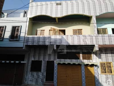 120 Sq Yard Double Storey Bungalow For Sale