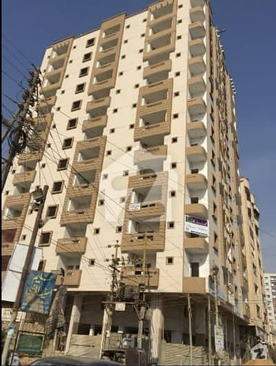 3 Bed DD Flat Available For Sale In Main Shahrah_E_Pakistan