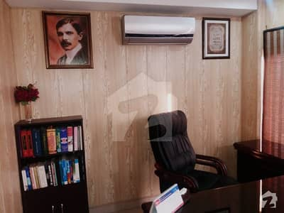 Single Bed Corner 3 Side Open 400 Sq Ft Facing Main Boulevard Apartment For Sale Sector E