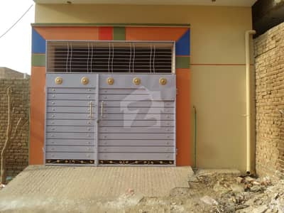 Double Storey Beautiful House For Sale at Al Qadoos Town, Okara