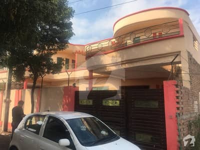 Double Storey House At Ideal Location For Sale In Qasim Bela Multan