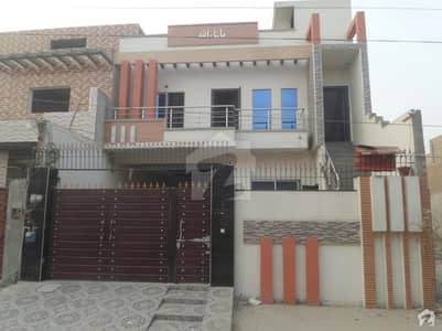 House Is Available For Sale In Muslim Town Sargodha Road