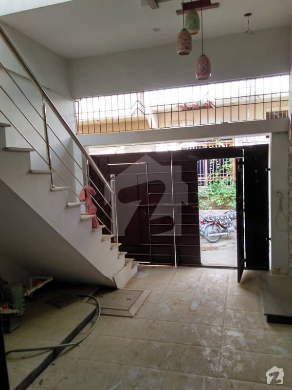 Single Story house for sale in Saadi Town blk4