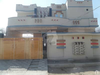 House Is Available For Sale At Millat Town